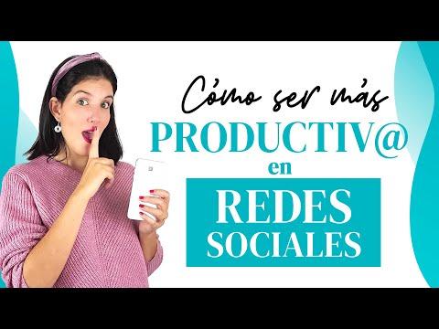 5 Tips De Productividad Para Redes Sociales