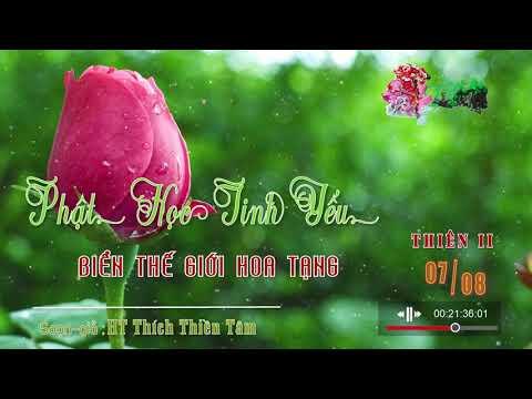 Phật Học Tinh Yếu  Thiên Hai 7/8 .:: Chương 7: Biển Thế Giới Hoa Tạng ::.
