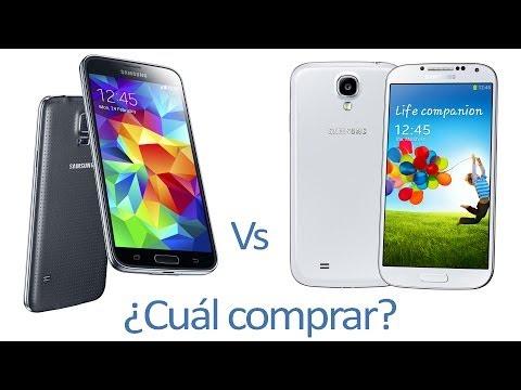 ¿Comprar Galaxy S5 o seguir con el Galaxy S4?