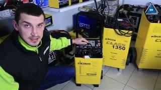 Пуско-зарядное устройство Deca SC 60/700 от компании ПКФ «Электромотор» - видео