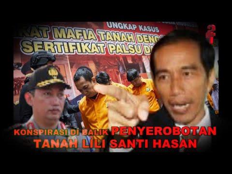 Mafia Tanah dan 'Tikus-tikus' di Balik Perkara Lili Santi Hasan
