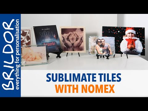 How To Sublimate Tiles with NO MISTAKES