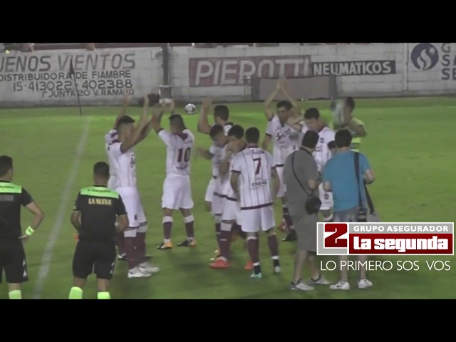 DEFENSORES 2 - SARMIENTO 2