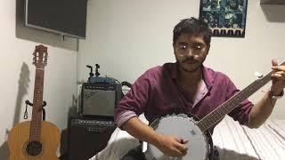 Acuerdate De Mi   Morat Banjo Cover