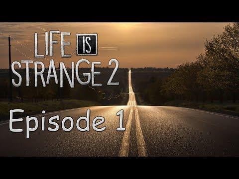 Life is Strange 2 - Epizoda 1.
