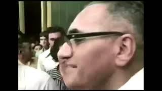 Mgr Romero, voix des sans voix