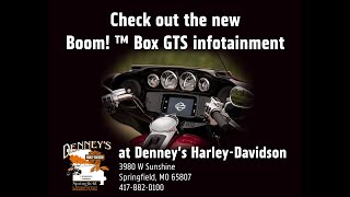 2019 Road Glide Ultra/Boom! GTS & Apple CarPlay Demo.