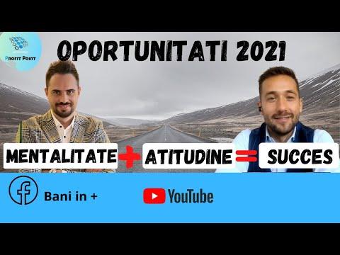 Oportunități pentru 2021!