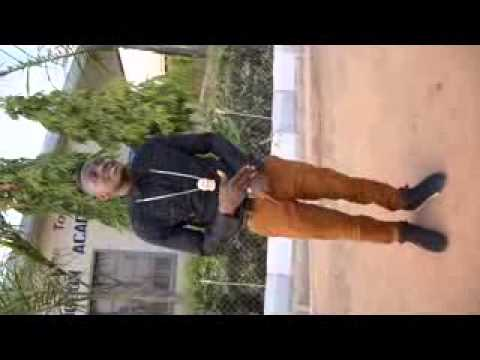 2face performs spiritual healing on the street