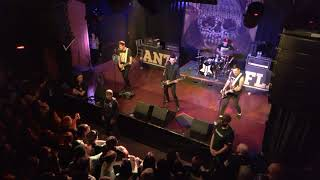 Anti-Flag - Racists (Silence = Violence Tour 2018, ATL)
