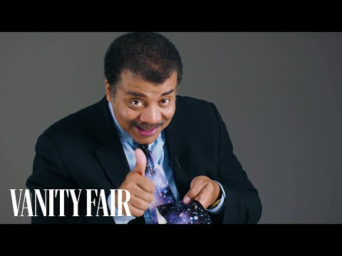 Neil deGrasse Tyson Blows His Own Mind | Vanity Fair