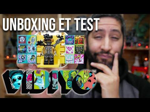 Vidéo LEGO VIDIYO 43106 : Unicorn DJ BeatBox