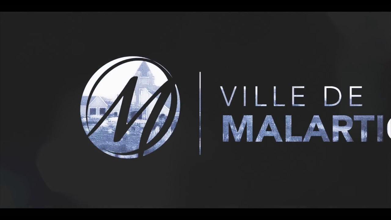 Refonte de l'image de la Ville de Malartic-Ville de Malartic - Vidéo