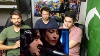 Gambar cover Alif Allah, Jugni, Arif Lohar & Meesha Coke Studio Reaction