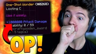 MOST OVERPOWERED SWORD IN MINECRAFT?! | Delta Lucky Block Mod