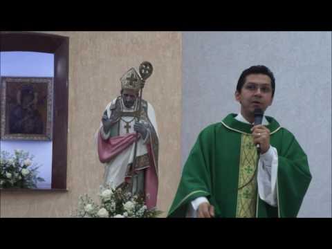 Festa de Santo Afonso 2004: Homilia do padre Carlos Augusto (31/07)