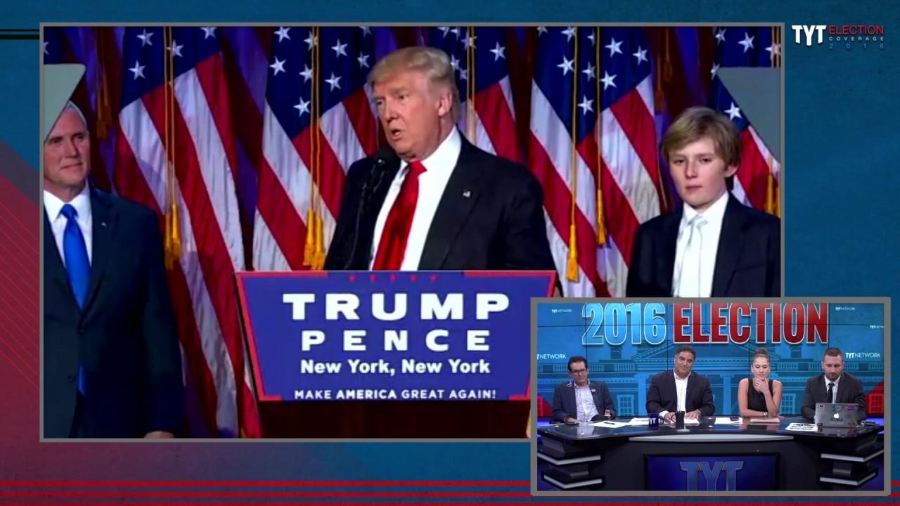 Trump's Victory Speech thumbnail