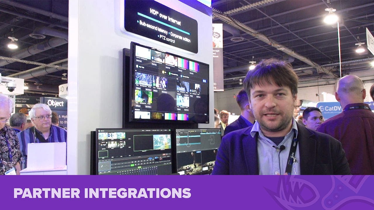 Bluefish444 with Medialooks at NAB Show 2019