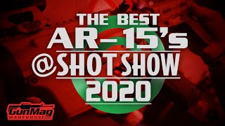 Best AR-15s of SHOT Show 2020