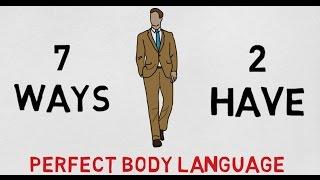 7 TIPS TO IMPROVE BODY LANGUAGE - COMMUNICATION SKILLS  (WITH ENGLISH SUBTITLES)