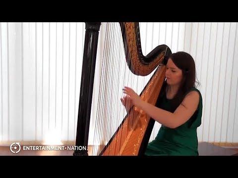 Emily Ria Harpist - Libertango