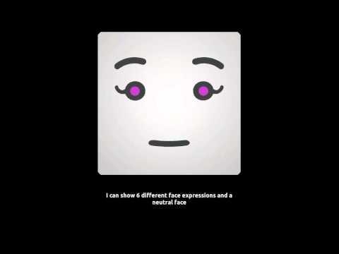 Robot Face Demo