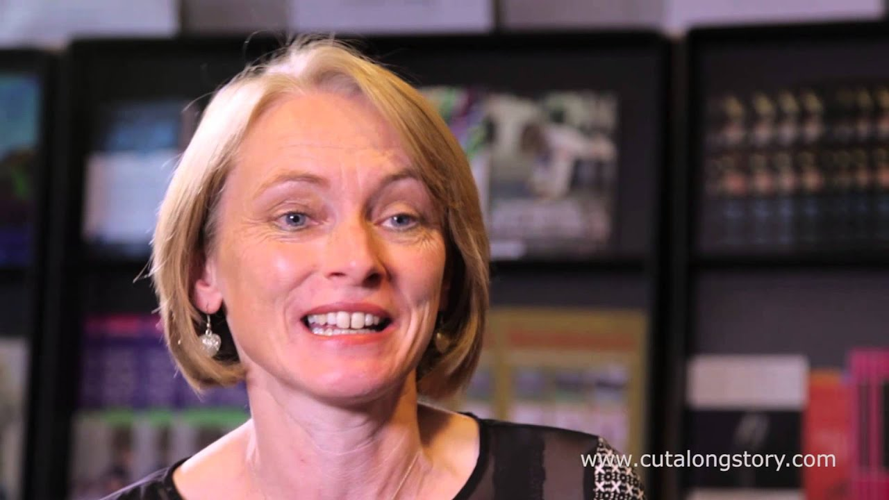 Helen Stockton - Writer Interview with Cut a long Story