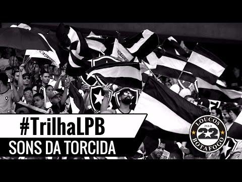 """""""Fogo eu te amo"""" Barra: Loucos pelo Botafogo • Club: Botafogo"""