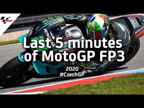 MotoGP チェコGP FP3ハイライト動画