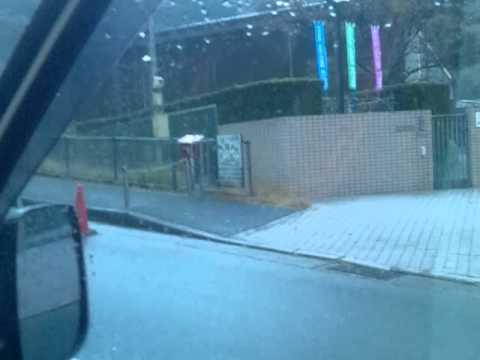 押上山2 筒瀬小学校、広島市久谷ごみ処理施設トンネル通行止め
