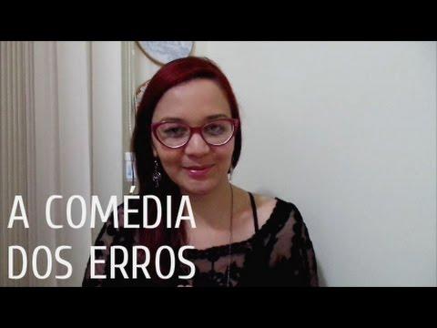 #ReadMoreShakespeare: A Comédia dos Erros