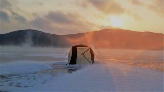 Зимняя палатка снегирь 3т лонг