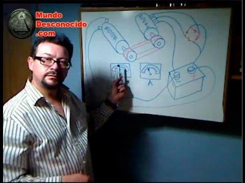 Generador de Energía Libre Infinita – Energías Libres