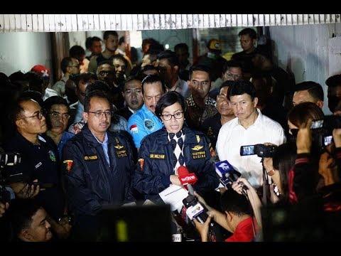 Konferensi Pers Penindakan 281,6 Kg Shabu