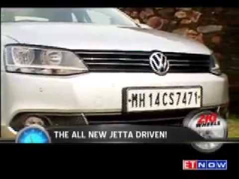 Volkswagen Jetta first drive on ET NOW