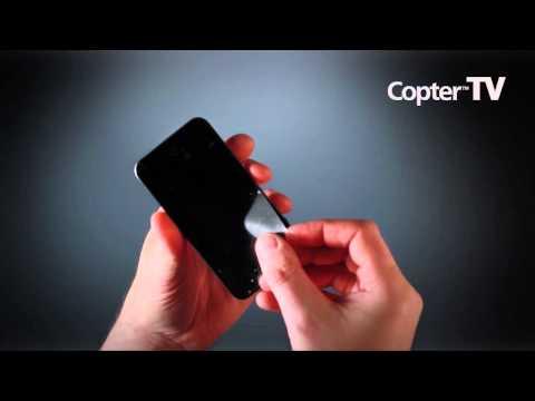Copter Screenprotector iPhone 6 6S 7 8  Reptåligt displayskydd till ... 88620cacd4e68