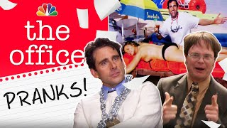 The Best Pranks on Michael - The Office