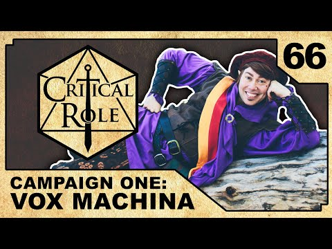A Traveler's Gamble | Critical Role RPG Show Episode 66