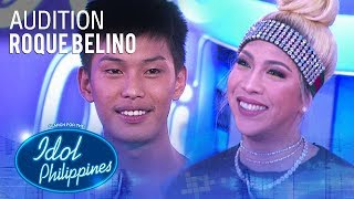 Roque Belino - Ika'y Mahal pa Rin | Idol Philippines Auditions 2019