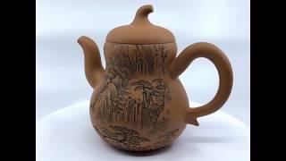 Teapot Zisha 宝葫芦