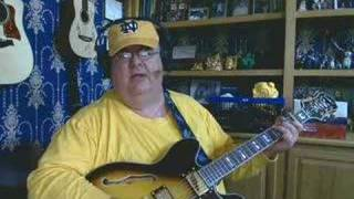 Guitar Lesson - You Won't See Me - Beatles