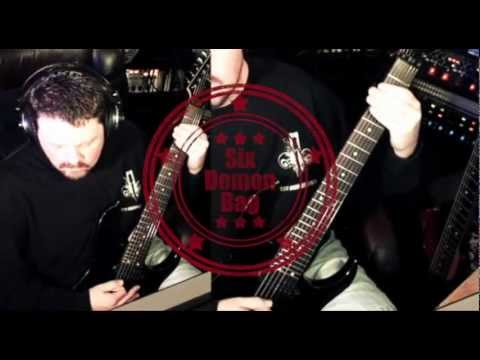 SIX DEMON BAG - (Feat. Guitar by TechniquesWithTodd & DRUMS: By Ola Englund - Feared.se)