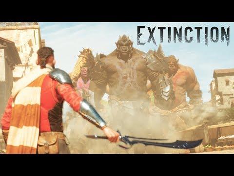 Extinction Steam Key GLOBAL - 1