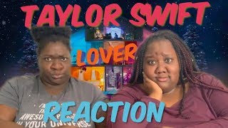 Taylor Swift   Lover (Music Video) REACTION | ONAandLINA SHOW