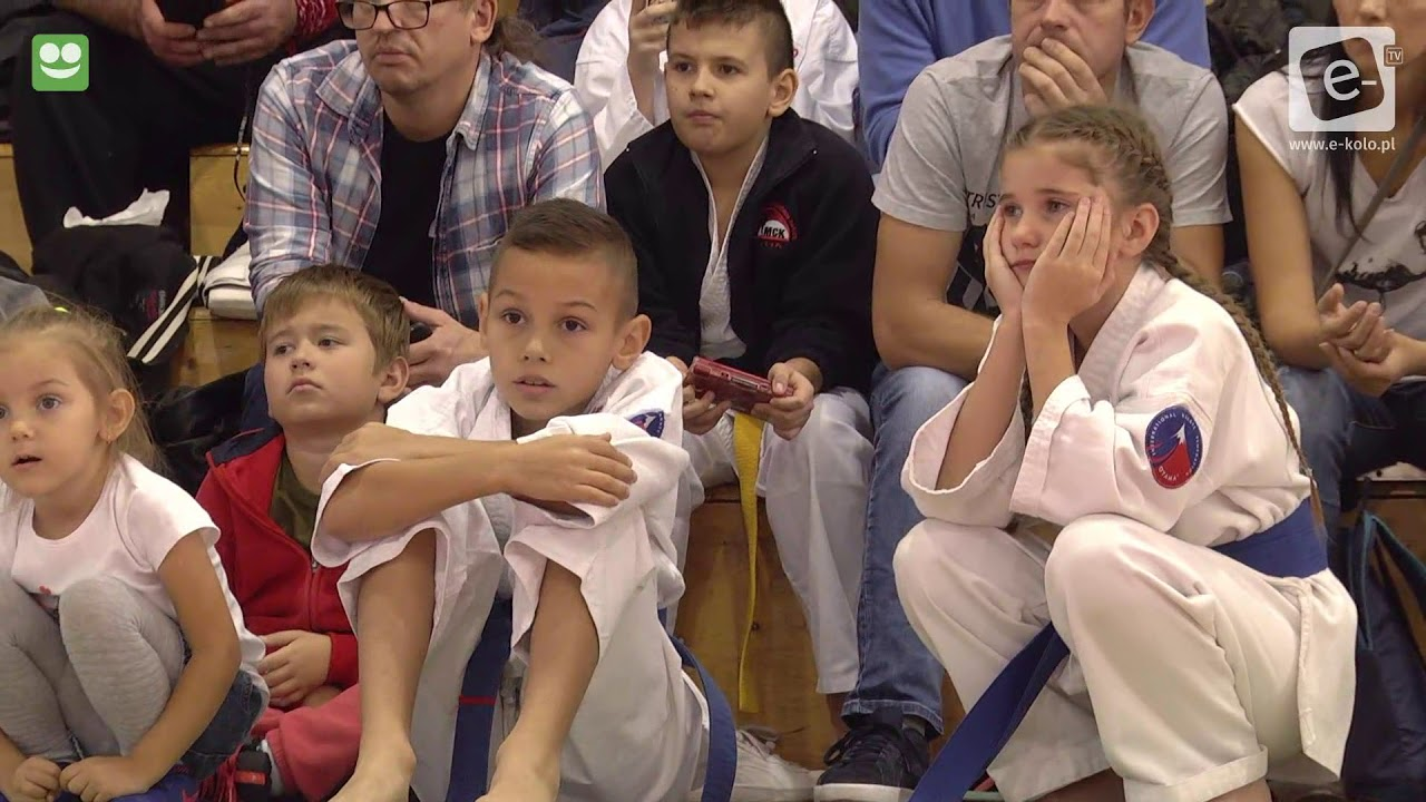 Dni Sportu w Kłodawie. IV turniej karate