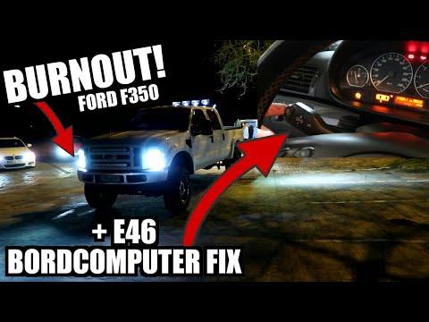 Tuning-Treffen mit Ford F350 + How to: Lenkstockhebel / Blinkerhebel wechseln beim E46 | 330i