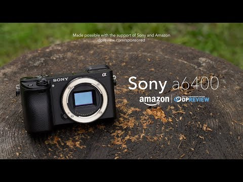 External Review Video jgolVOlj24w for Sony A6400 (ILCE-6400) APS-C Mirrorless Camera