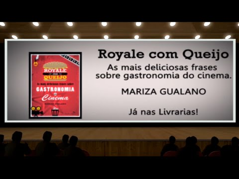 Royale com queijo - Book Trailer