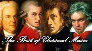 The Best of Classical Music - Mozart, Beethoven, Bach, Chopin... Classical Music Piano Playlist Mix
