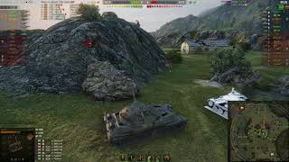 Is Obj.705 an imba tenk? // replay World of Tanks